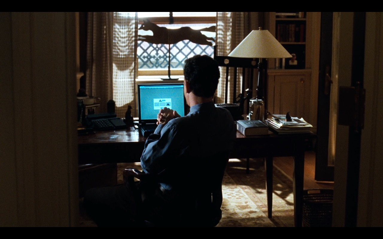 AOL - You've Got Mail (1998) - Movie Product Placement