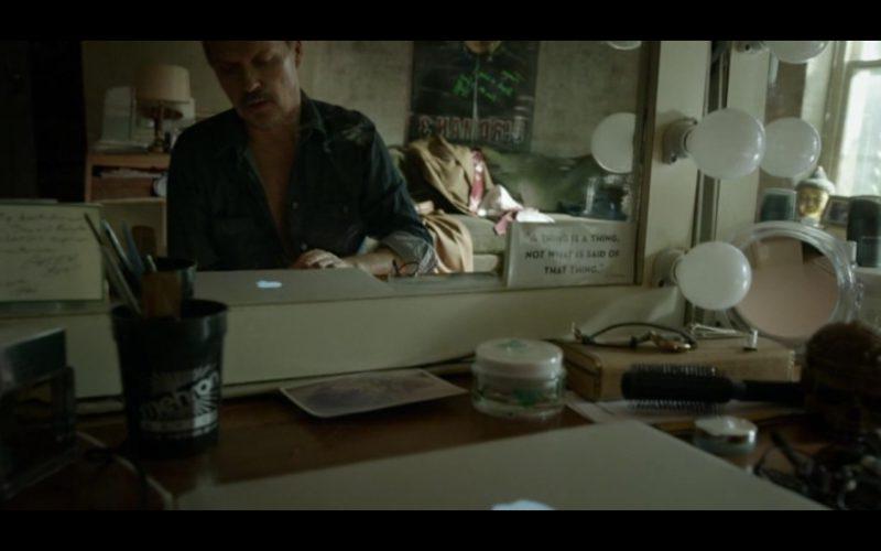 Apple Macbook Pro 15 Retina - Birdman (2014) - Movie Product Placement