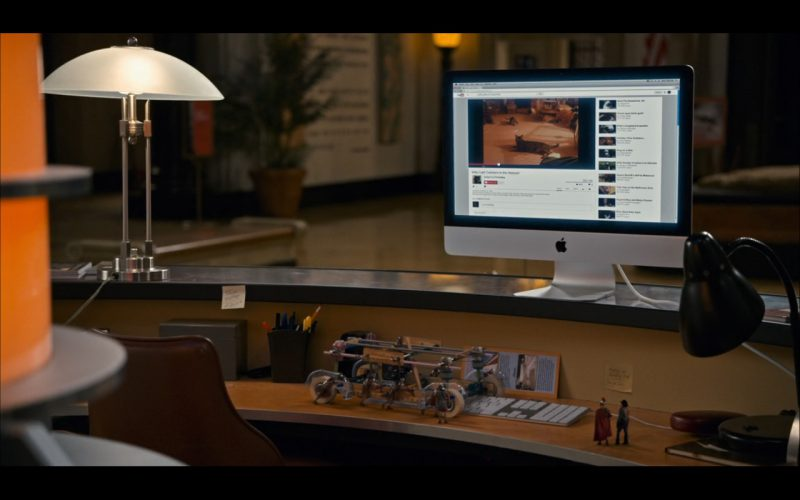 Apple iMac – Night at the Museum – Secret of the Tomb (2014)
