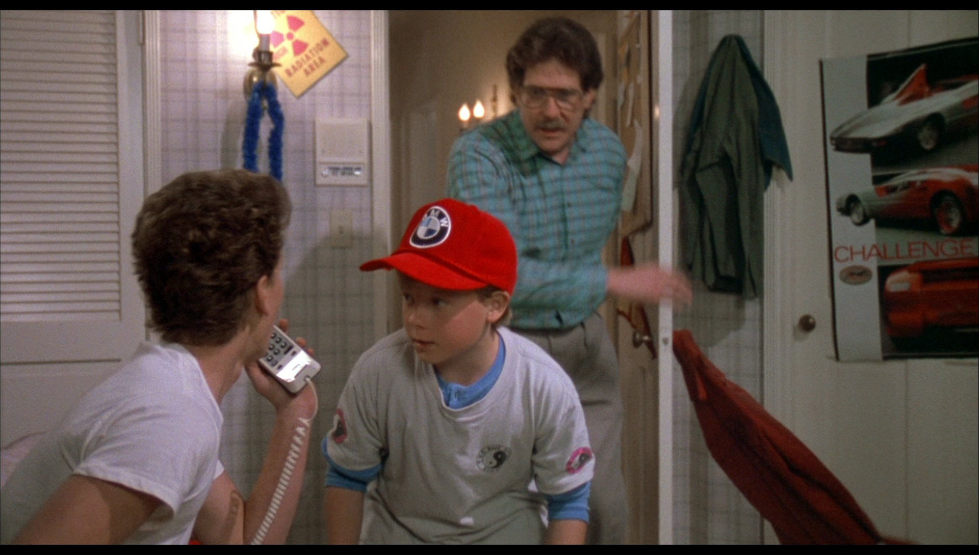 Bmw Cap In License To Drive 1988 Movie