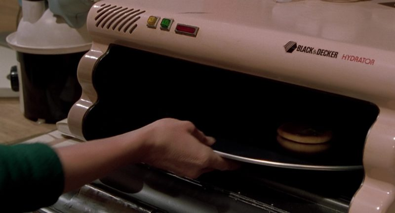 Black & Decker Hydrator Used by Lea Thompson (Lorraine Baines) in Back to the Future Part 2 (1989) - Movie Product Placement