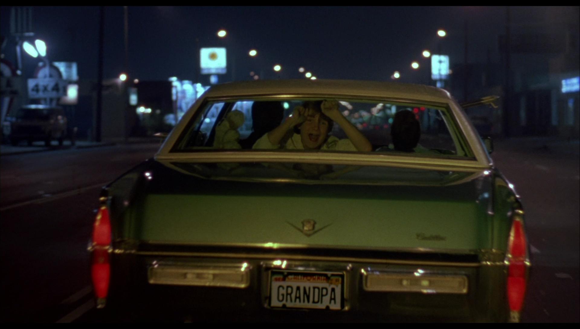 2017 Dodge Ram >> Cadillac Sedan DeVille Car in License to Drive (1988 ...