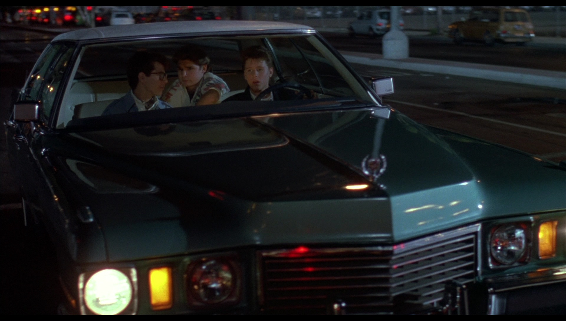 Cadillac Sedan DeVille Car in License to Drive (1988 ...