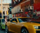 Chevrolet Camaro Car in Transformers Revenge of the Fallen (13)