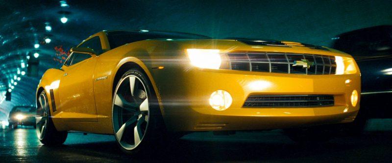 Chevrolet Camaro in Transformers - Revenge of the Fallen (2009)
