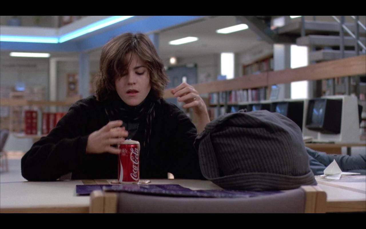 cocacola � the breakfast club 1985 movie scenes