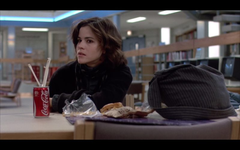 Coca-Cola - The Breakfast Club (1985) Movie Product Placement Examples