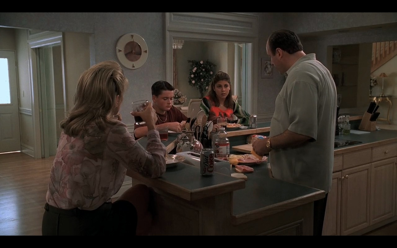 Diet Coke - The Sopranos (3)