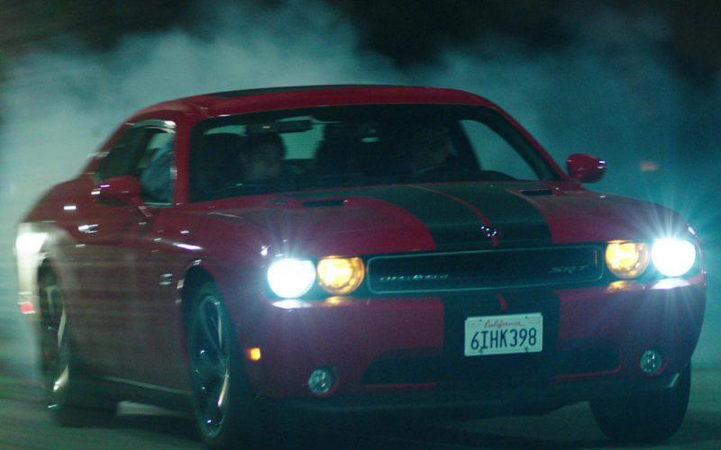 Dodge Challenger SRT 392 Used by Jake Gyllenhaal in Nightcrawler (20)
