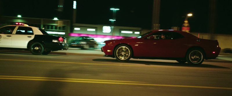 Dodge Challenger SRT 392 Used by Jake Gyllenhaal in Nightcrawler (2014) - Movie Product Placement