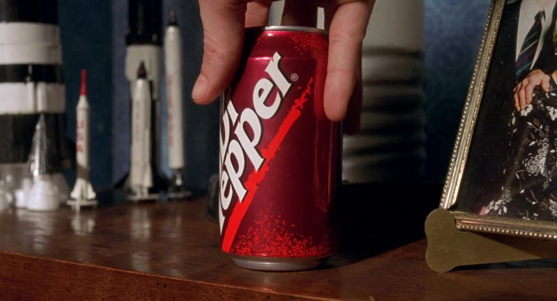 Dr Pepper in Spider-Man (2002) - Movie Product Placement