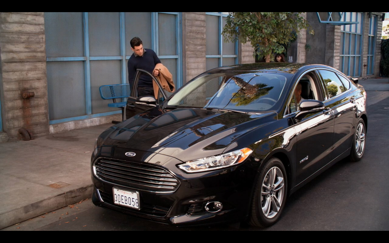 Ford fusion new girl tv show product placement
