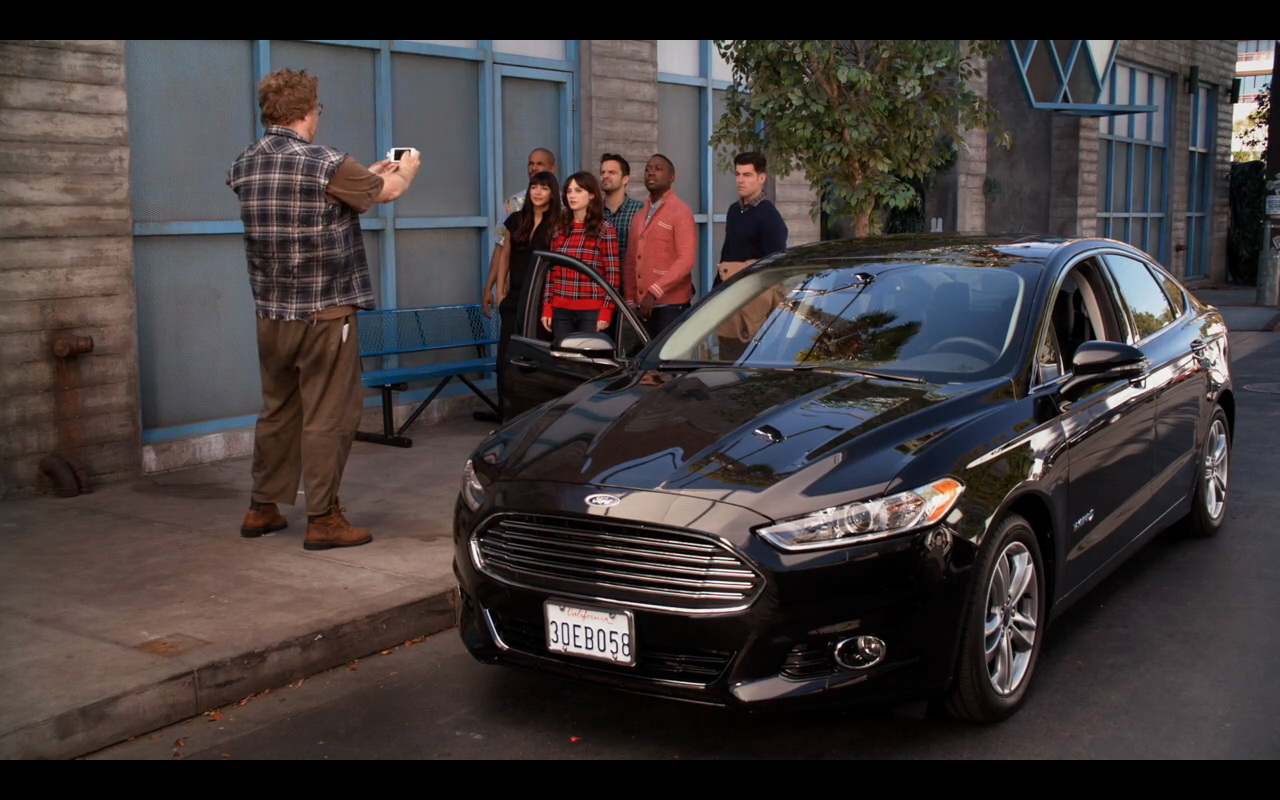 Town And Country Toyota >> Ford Fusion - New Girl TV Show