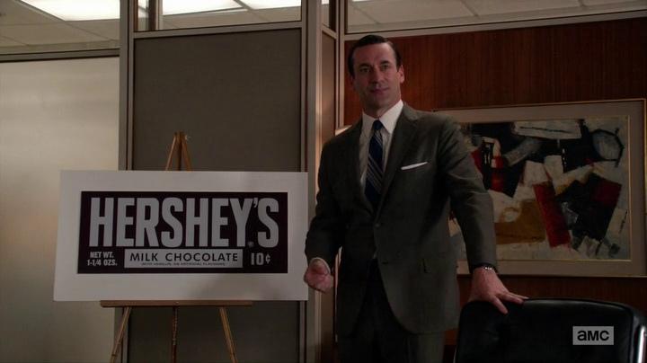 HERSHEY'S – Mad Men (1)