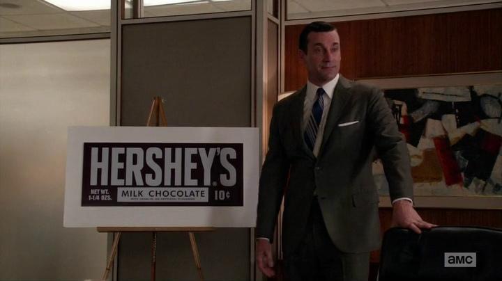 HERSHEY'S - Mad Men (2)