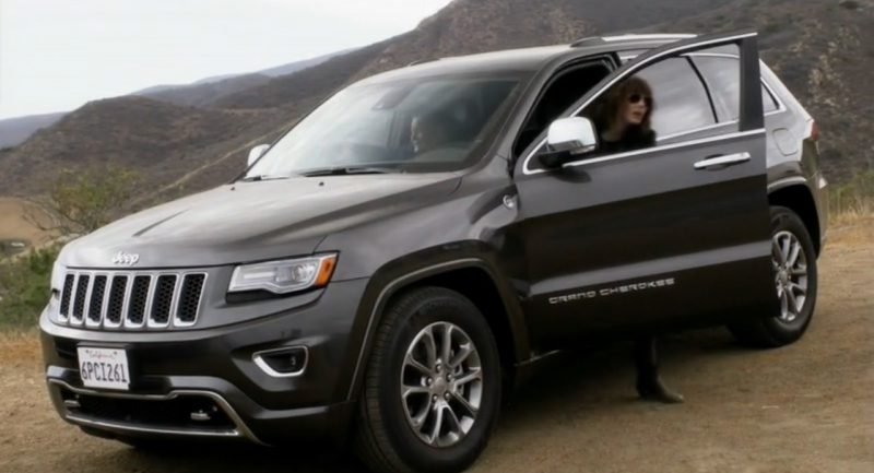 Jeep Grand Cherokee – Ray Donovan - TV Show Product Placement