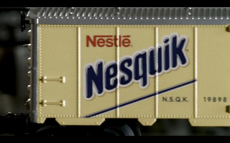 Nestle Nesquik – The Sopranos