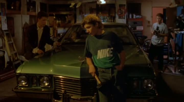 Nike Men's T-Shirt – License to Drive (1988)
