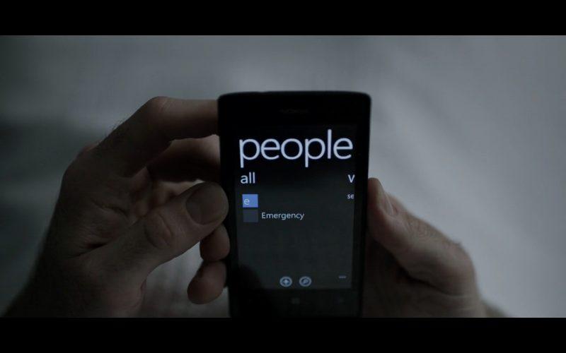 Nokia Lumia (Microsoft) - House of Cards (1)