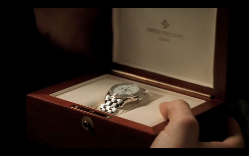 Patek Philippe Watches - The Sopranos TV Show Product Placement