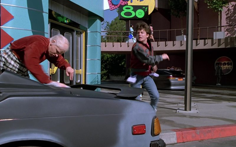 Pepsi Signs in Back to the Future Part II (1)