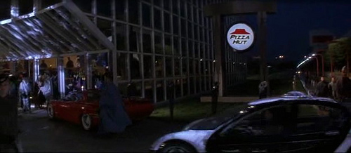 Pizza Hut in Demolition Man (1993)