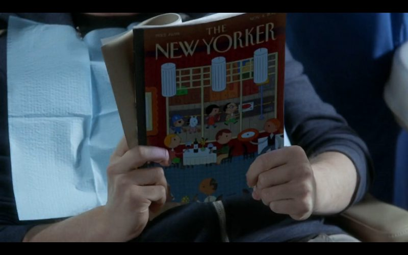The New Yorker - Brooklyn Nine-Nine - TV Show Product Placement