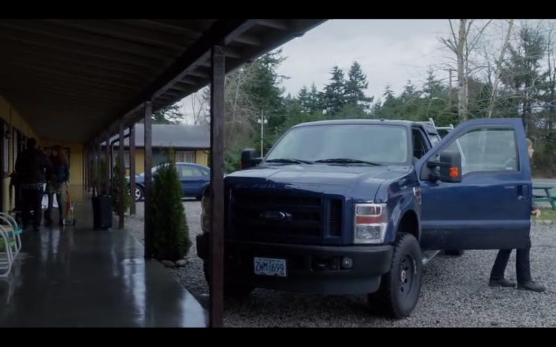 2008 Ford F-250 Super Duty Crew Cab - Bates Motel - TV Show Product Placement