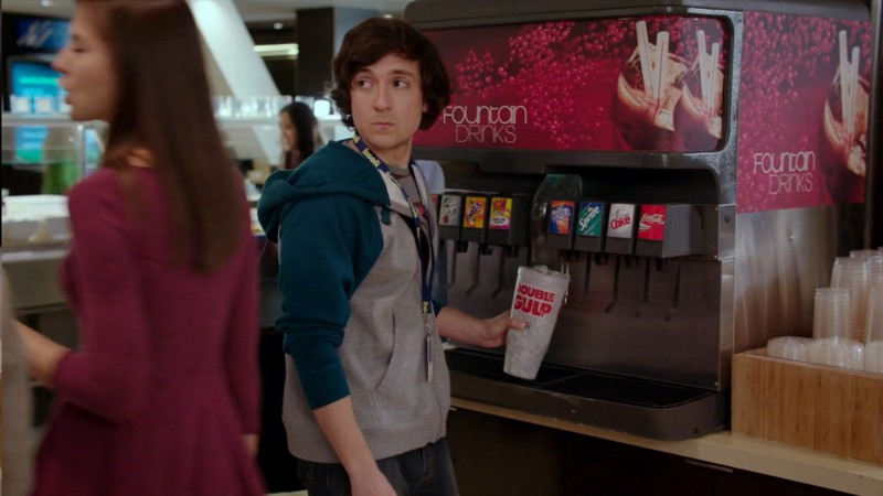 7-Eleven Double Gulp - Silicon Valley TV Show Product Placement