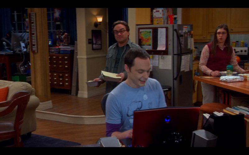Alienware Laptop - The Big Bang Theory (2)