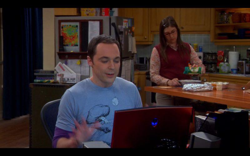 Alienware Laptop - The Big Bang Theory (3)