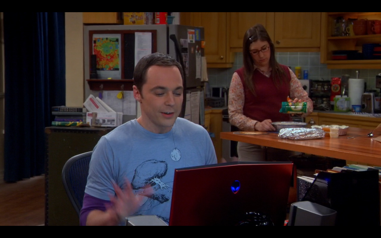 Sheldon Laptop