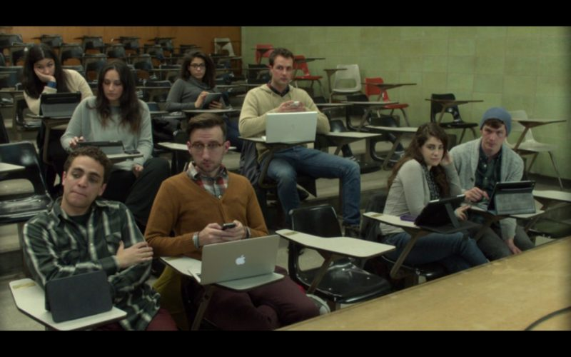 Apple MacBooks & iPads – Still Alice (2014) - Movie Product Placement