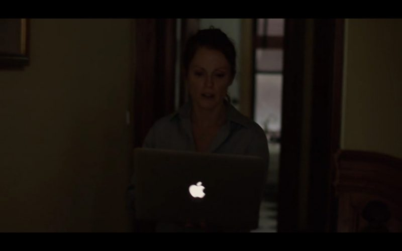 Apple Macbook Air – Still Alice (2014) Movie Product Placement