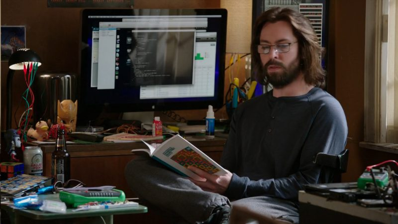 Apple - Thunderbolt Display - Silicon Valley - TV Show Product Placement