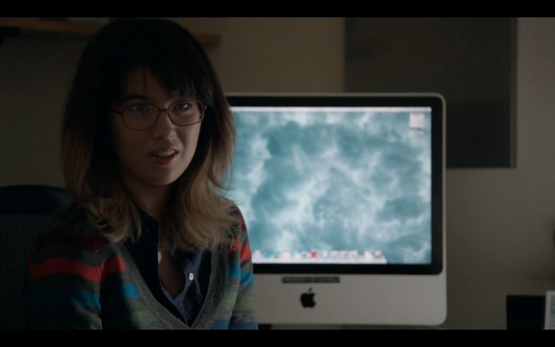 Apple iMac – Shameless - Season 5, Episode 12 - TV Show Product Placement