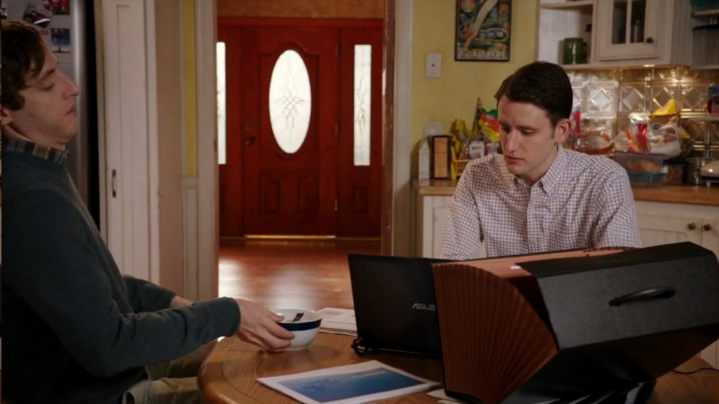 Asus Notebook - Silicon Valley - TV Show Product Placement