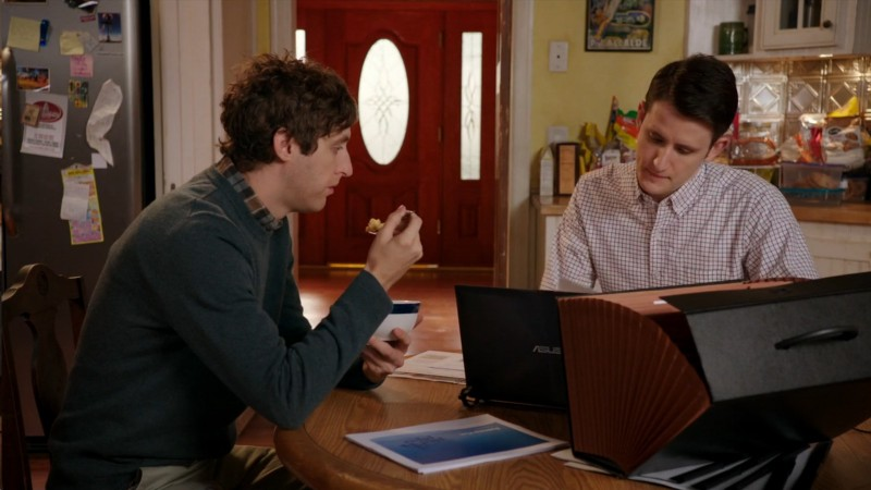 Asus Notebook - Silicon Valley TV Show Product Placement