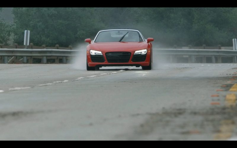 Audi R8  (Red) – The Last Man on Earth (2)