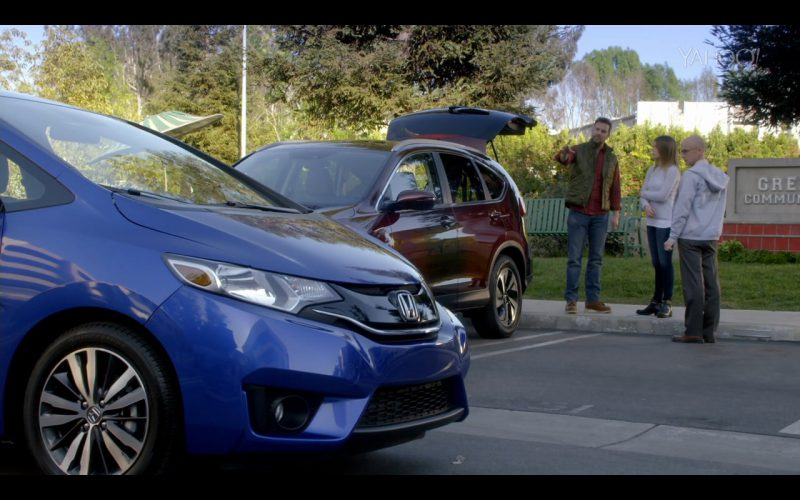 Honda Fit – Community TV Show Product Placement
