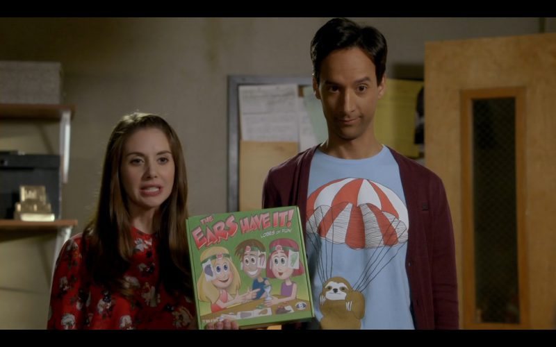 The Ears Have It - Community TV Show Product Placement