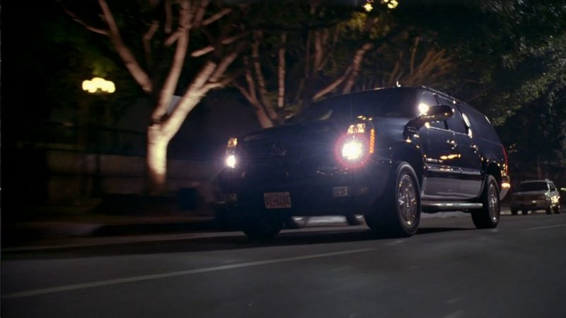Cadillac Escalade - Silicon Valley TV Show Product Placement