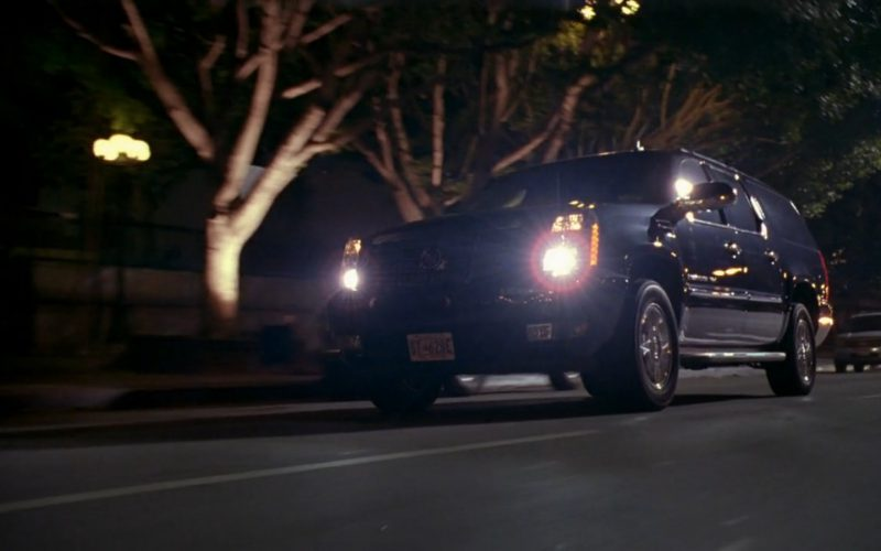 Cadillac Escalade – Silicon Valley