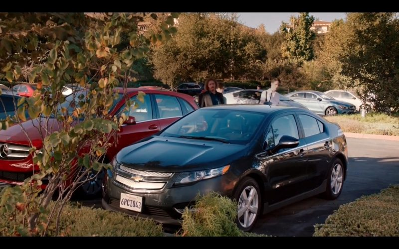 Chevrolet Volt - Silicon Valley TV Show Product Placement