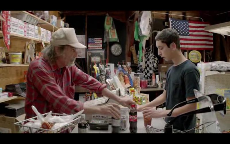 Coca-Cola – The Road Within (2014) - Movie Product Placement