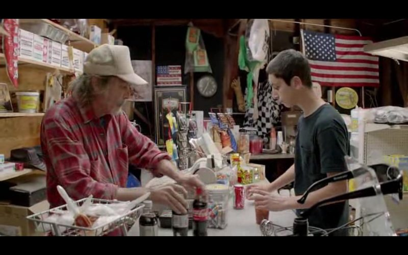 Coca-Cola – The Road Within (2014) Movie Product Placement
