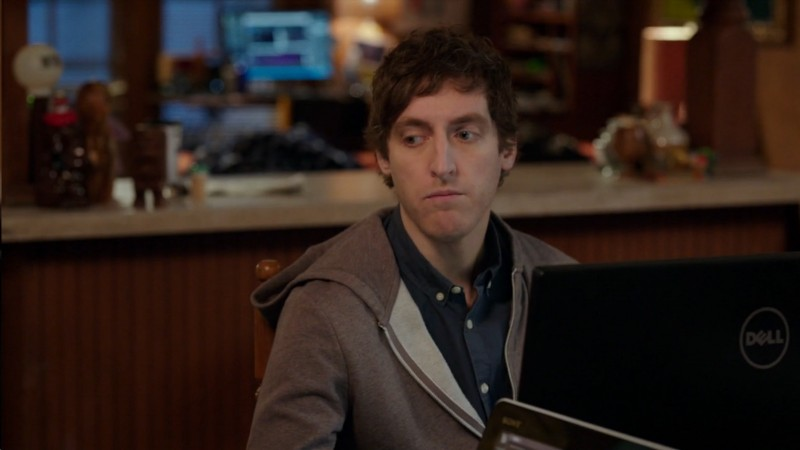 DELL Computer - Silicon Valley - TV Show Product Placement