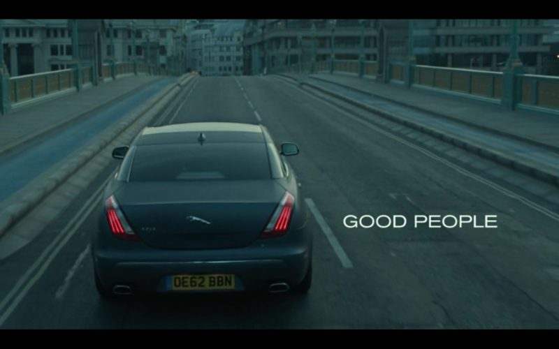Jaguar XJ – Good People (1)
