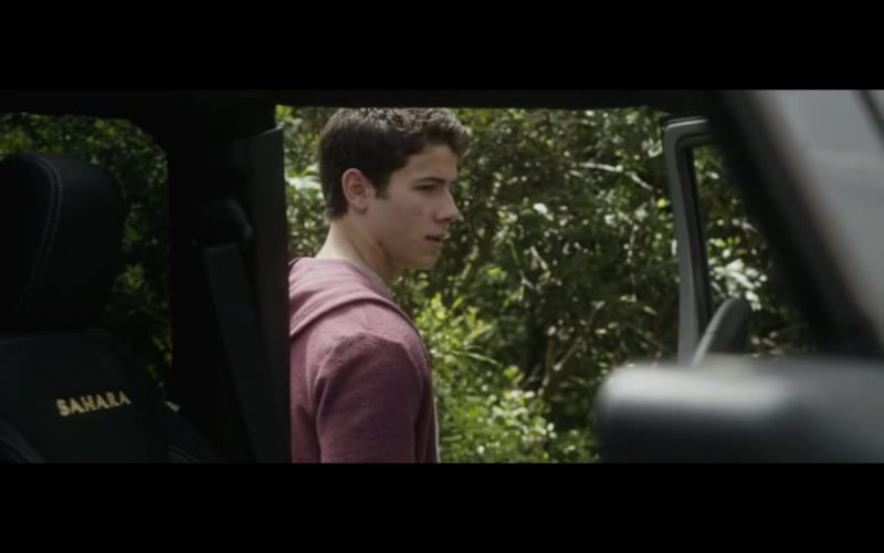 Jeep Wrangler Sahara - Careful What You Wish For (2014) Movie Product Placement