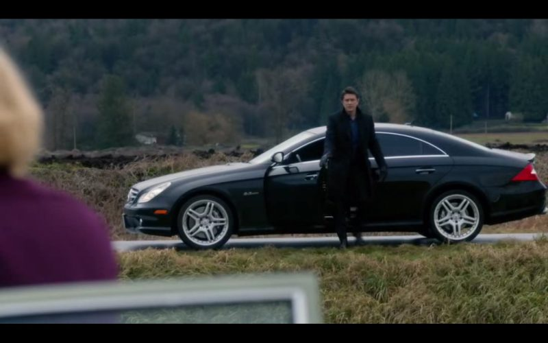 Mercedes-Benz CLS (C219) - Bates Motel TV Show Product Placement